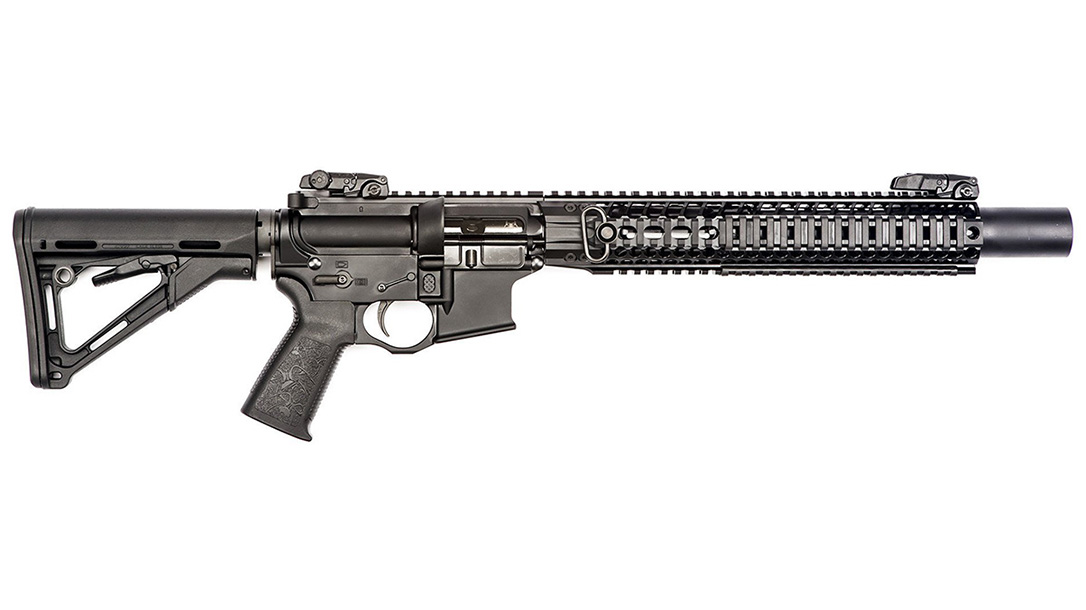 Spike's Tactical Recluse rifle right profile