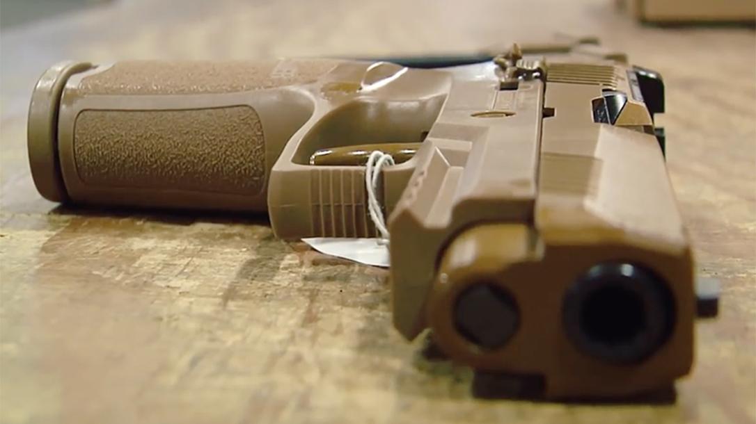 air force modular handgun system