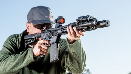 Agency Arms Classified Rifle review, range, aim