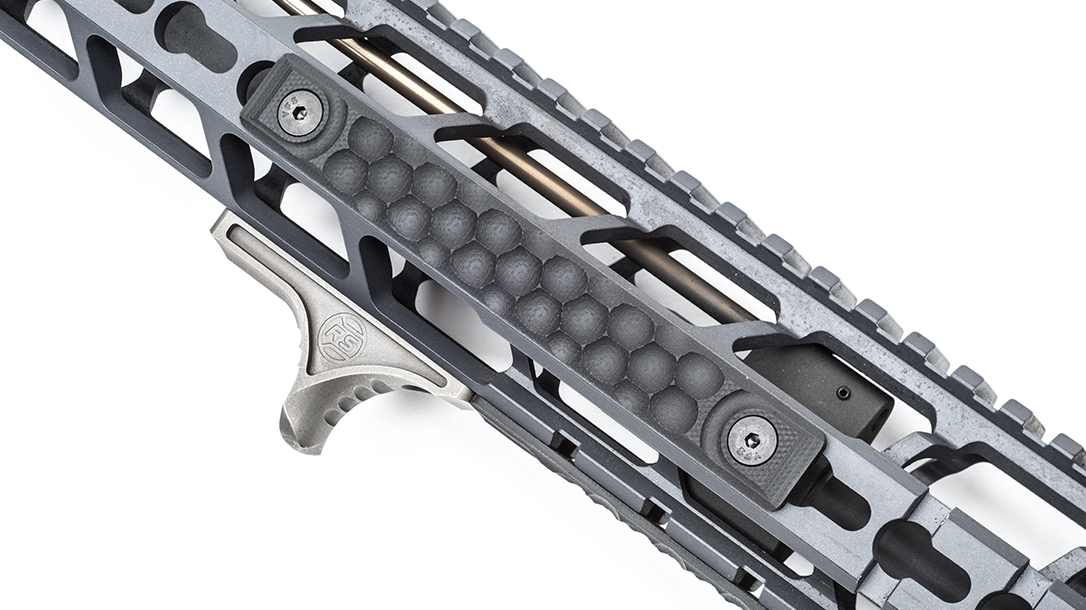 Agency Arms Classified Rifle review rail