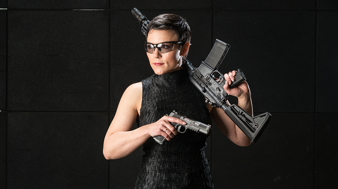 Agency Arms Classified Rifle review, Tatiana Whitlock
