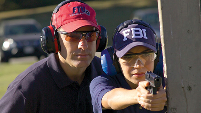 FBI 9mm ammo contract, training round, federal premium, range