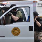 Police Shooting Bucks County training