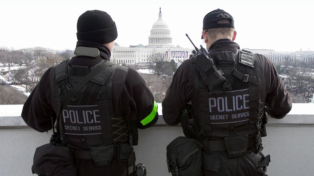 Mass Attacks, Mass Shootings, 2005 Presidential Inauguration
