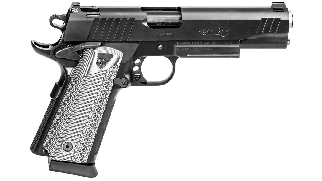 remington 1911 R1 Tactical Double Stack Non-Threaded pistol