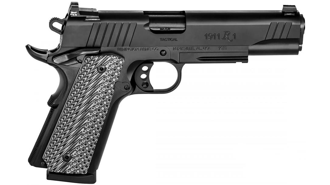 remington 1911 R1 Tactical Single Stack pistol