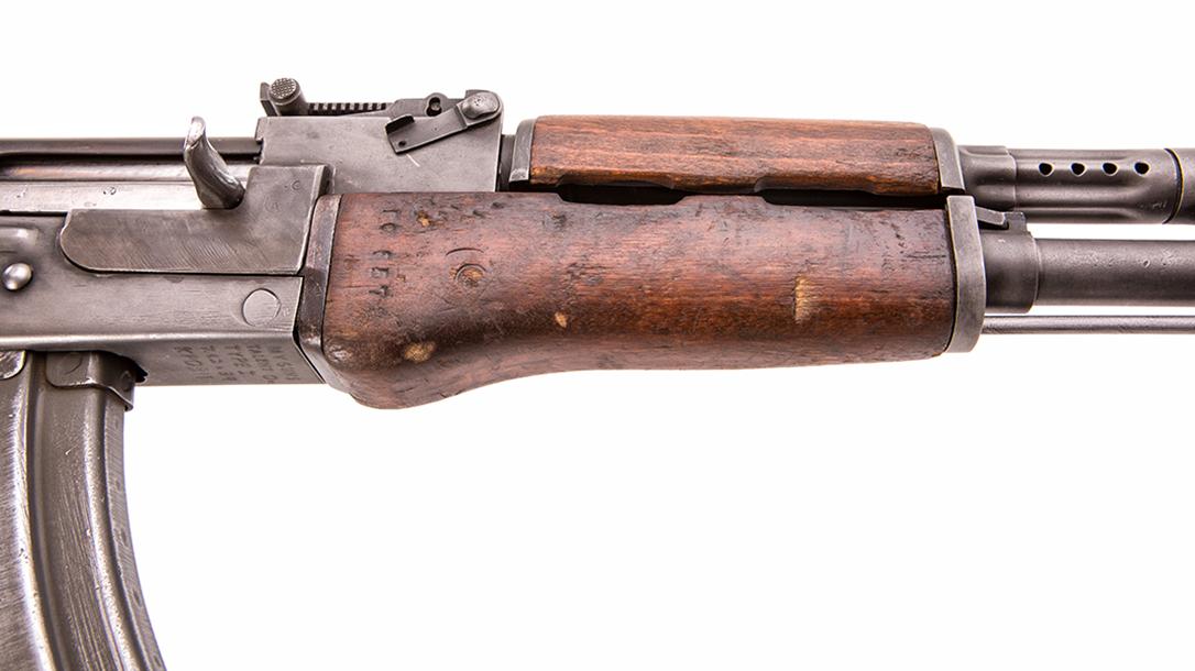 AK-47 Type 1 rifle handguard right profile
