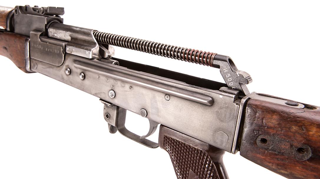 AK-47 Type 1 rifle stamped receiver