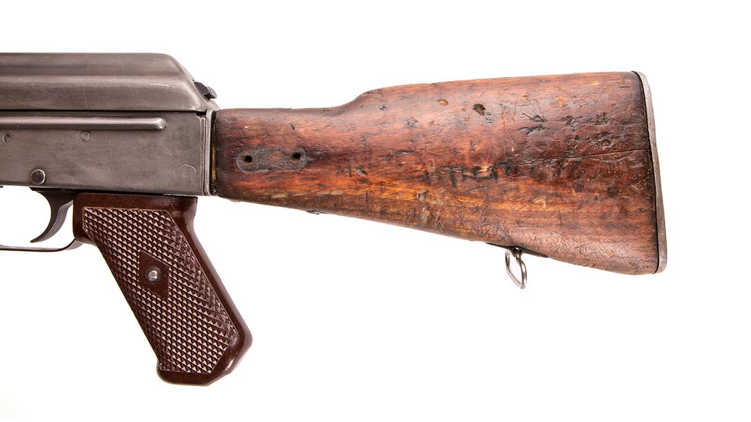 AK-47 Type 1 rifle stock