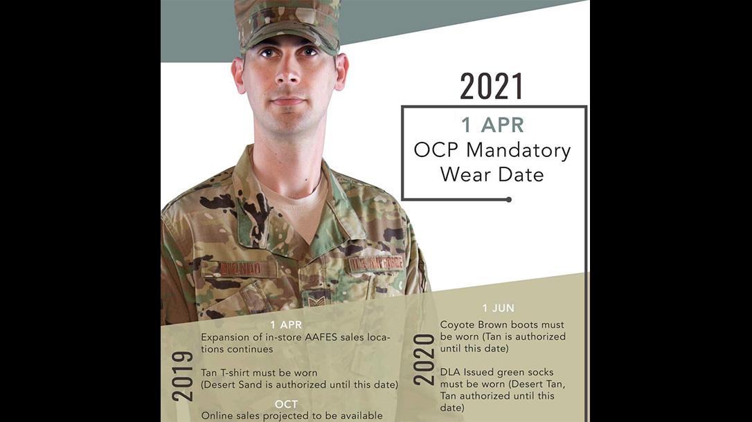 new air force uniform upper half