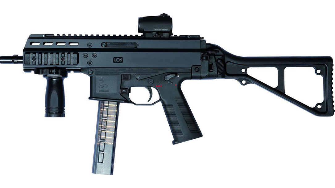 B&T APC9 ARMY SUB COMPACT WEAPONS