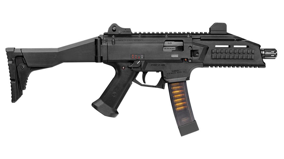 CZ Scorpion EVO 3 A1 army sub compact weapons