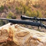 christensen arms mesa rifle left profile