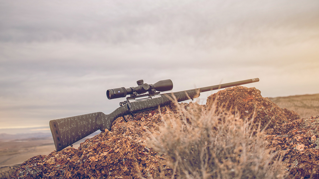 christensen arms ridgeline rifle