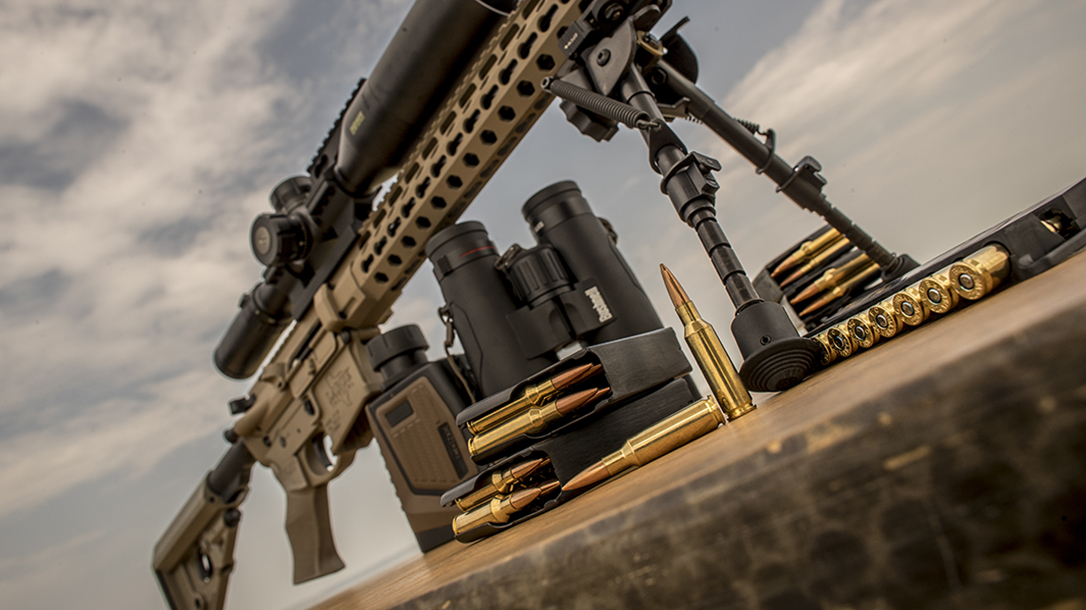 federal 224 valkyrie 90 grain sierra match king ammo rifle