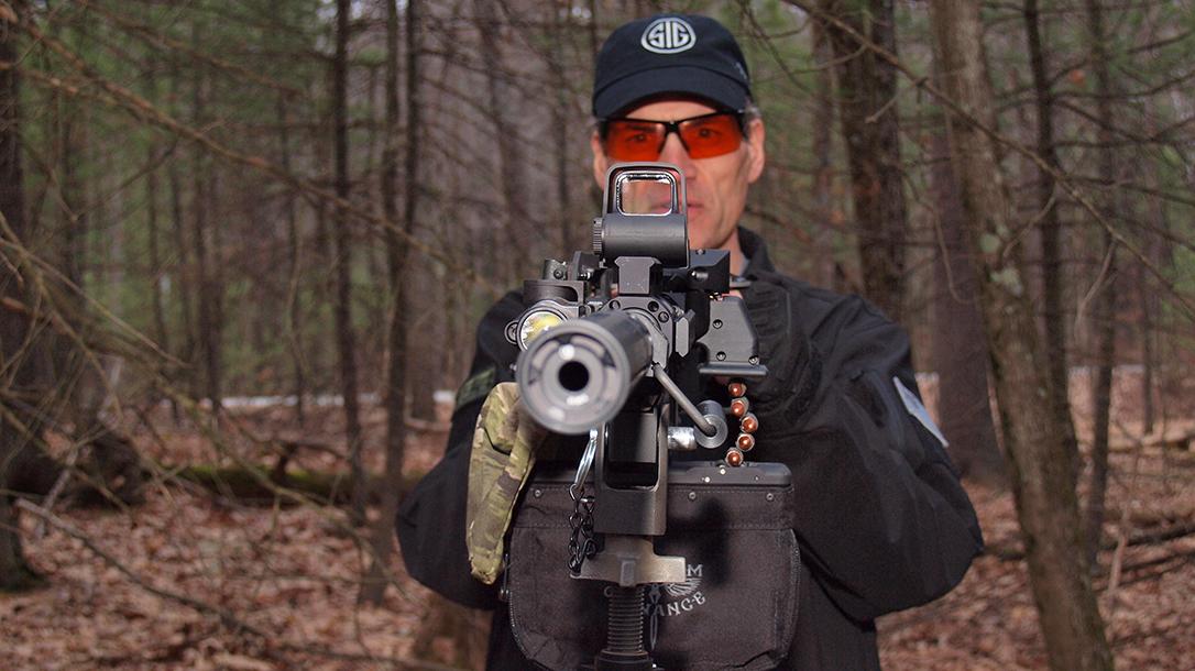 Freedom Ordnance FM-9 Elite Upper firing