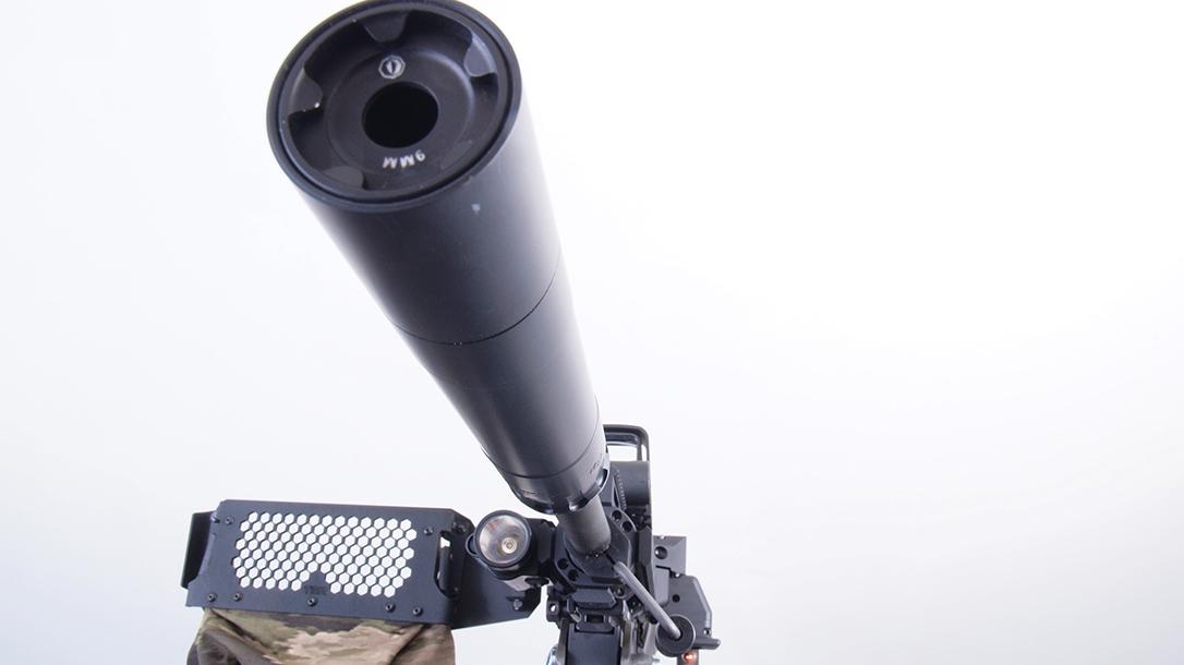 Freedom Ordnance FM-9 Elite Upper suppressor