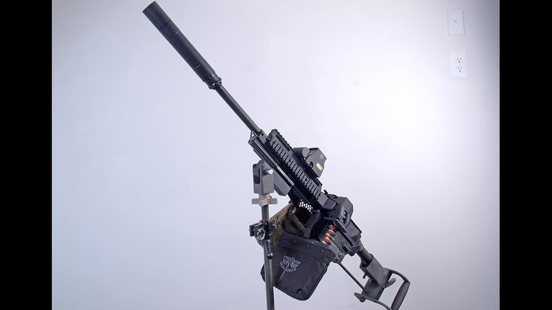 Freedom Ordnance FM-9 Elite Upper left profile