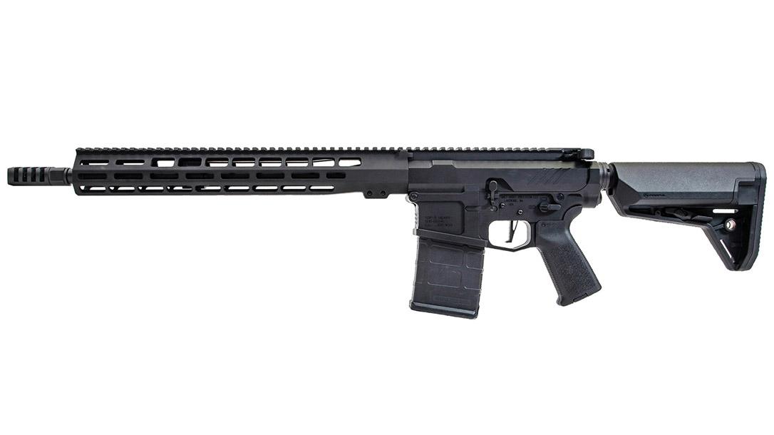 Grey Ghost precision GGP Heavy MKII rifle left profile