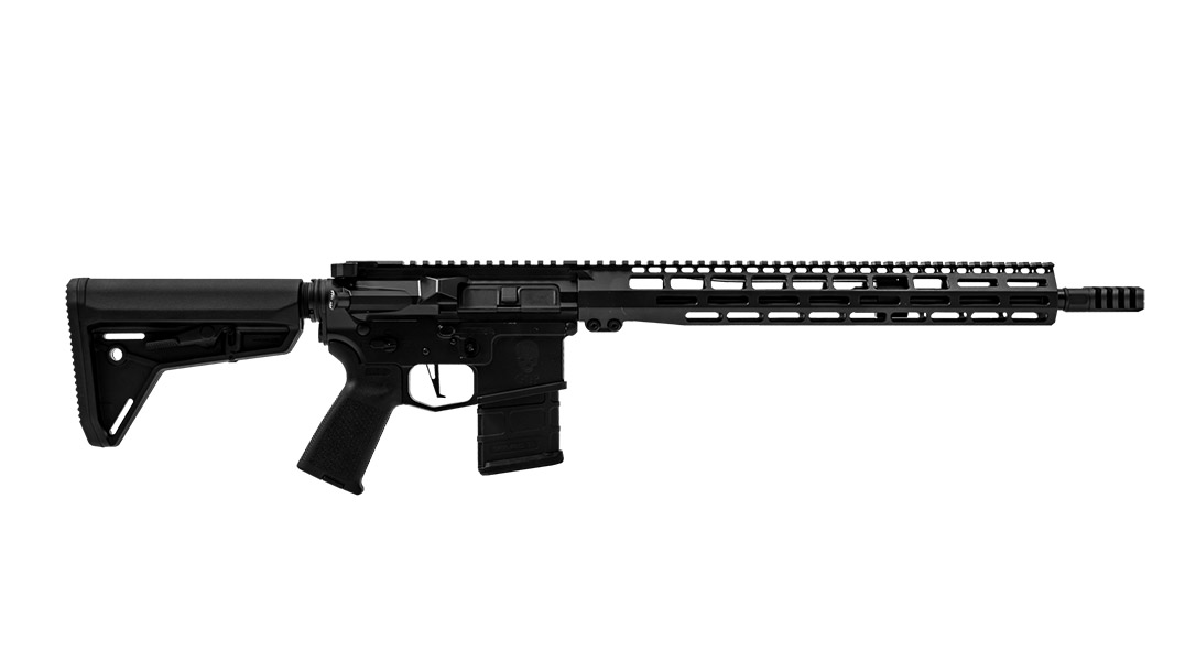 Grey Ghost precision GGP light MKII rifle right profile