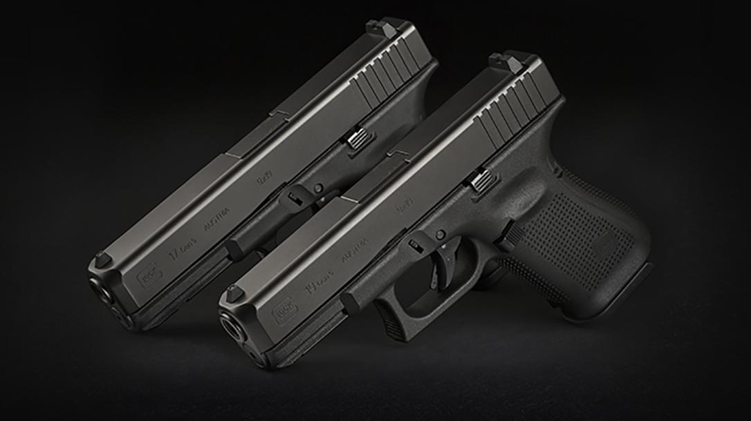 Vickers GSR-04 slide racker glock gen5 pistols