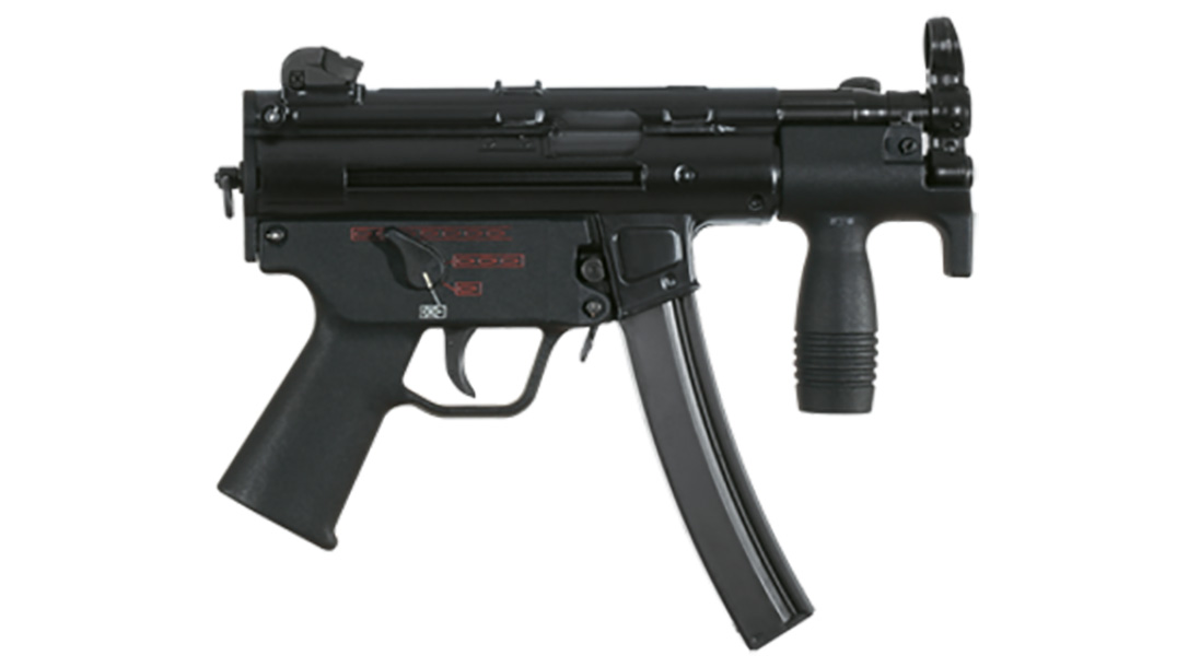 HK MP5K army sub compact weapons