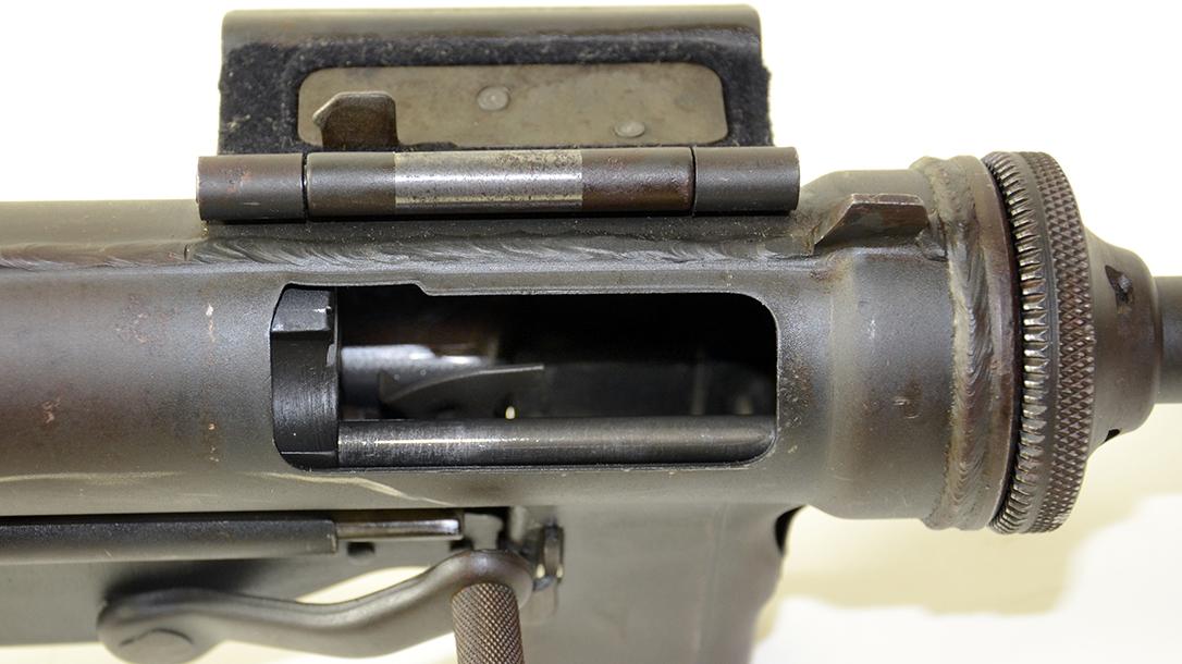 m3 m3a1 grease gun dust cover