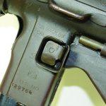 m3 m3a1 grease gun magazine release
