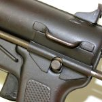 m3 m3a1 grease gun stock release