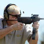m3 m3a1 grease gun test