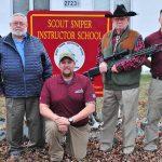Ashbury Saber-M700 Maj. Edward James Land Tactical Rifle scout sniper school