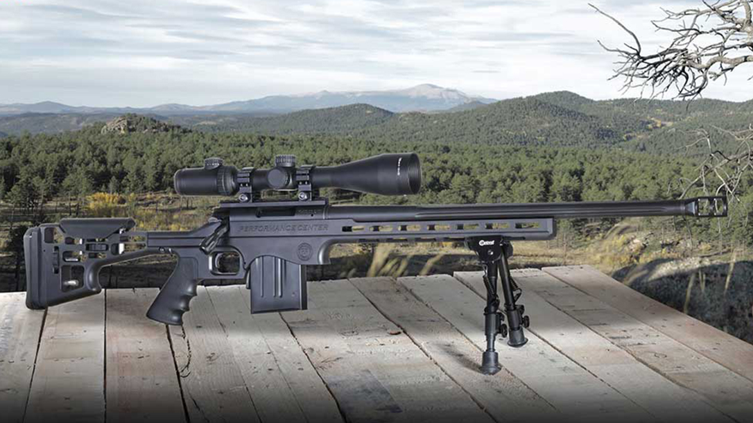 Performance Center T/C Long Range Rifle beauty shot