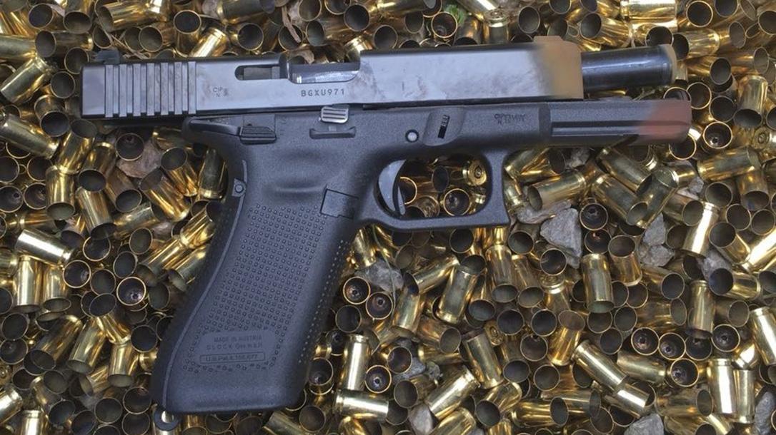 glock 22 pistol ammo