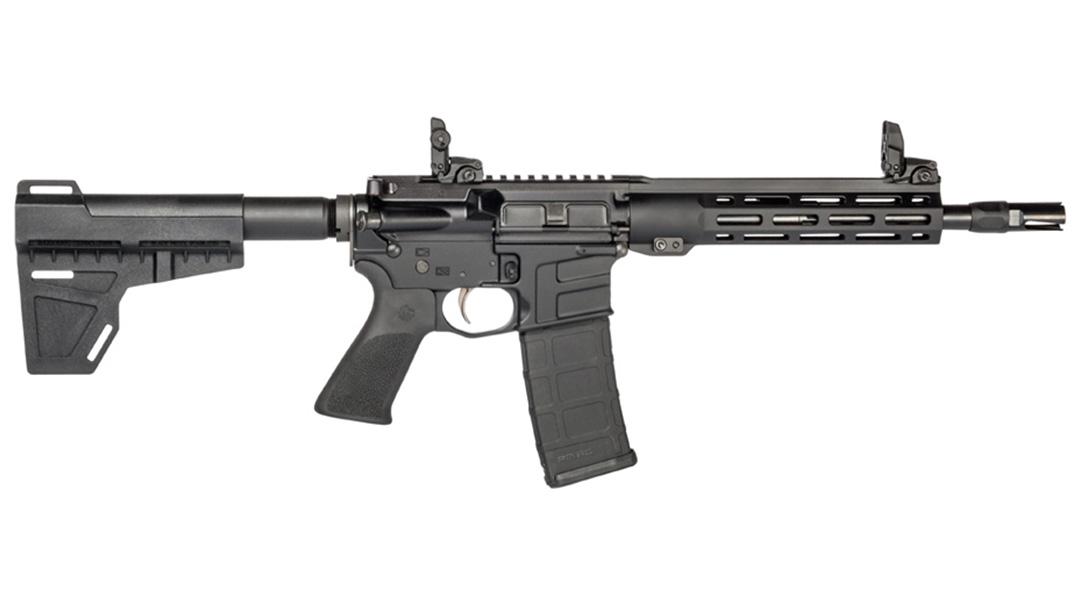 Savage MSR 15 Blackout pistol right profile