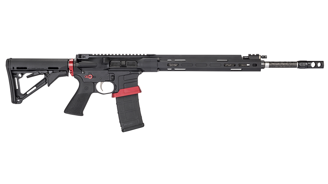 Savage MSR 15 Competition rifle right profile