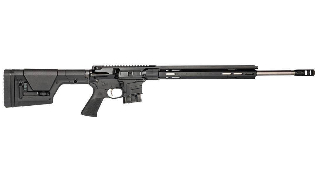 Savage MSR 15 Long Range rifle right profile