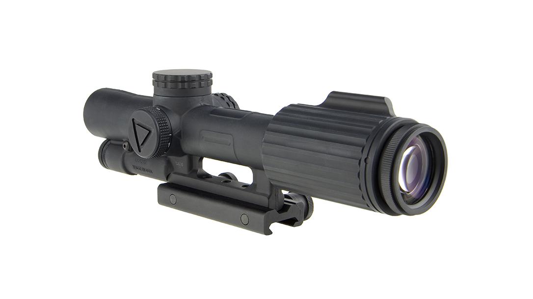 scoped carbine buck doyle carbine right angle