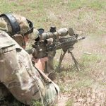 scoped carbine buck doyle shooting