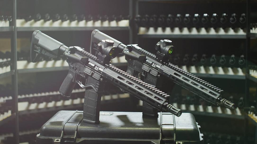 springfield saint sbr rifles