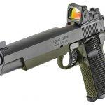Springfield TRP RMR 10mm six-inch pistol left angle