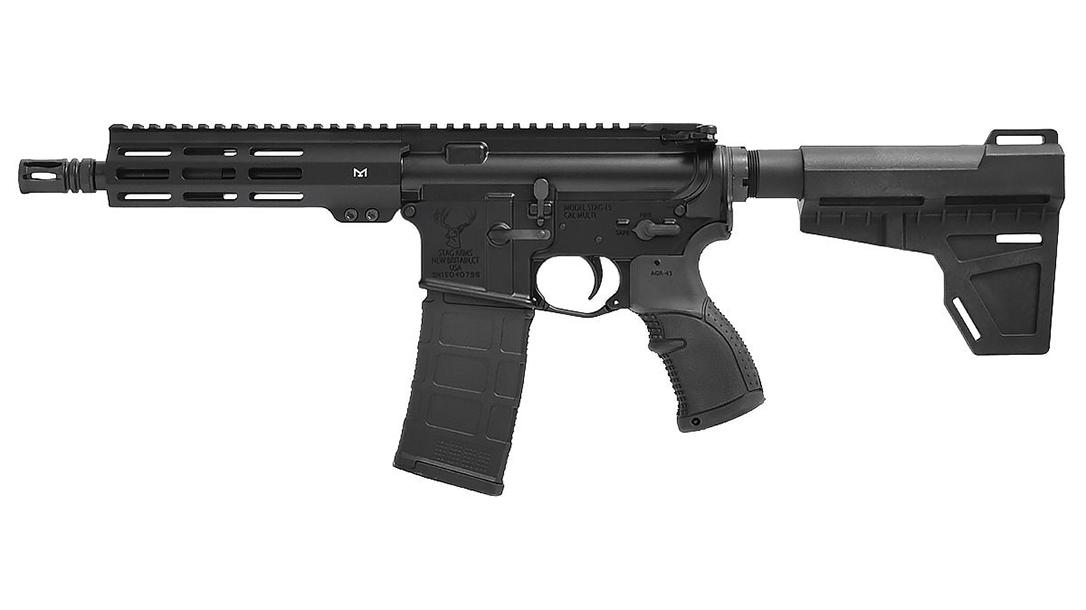 Stag 15 M-LOK AR Pistol .300 BLK left profile