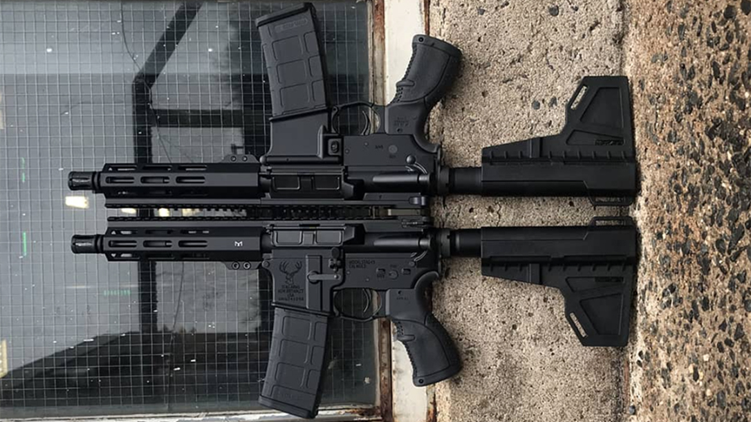 stag arms stag 15 m-lok pistols