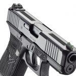 wilson combat vickers elite glock pistol slide