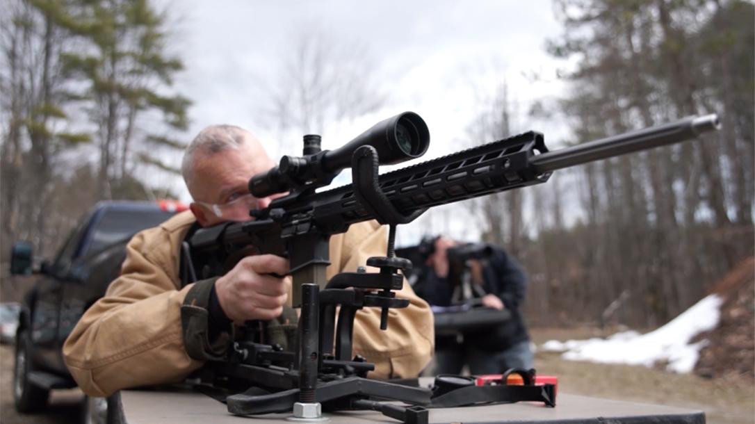 windham weaponry R22FSFSL-224 rifle test