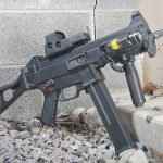 Army sub compact weapon, Heckler & Koch UMP lead