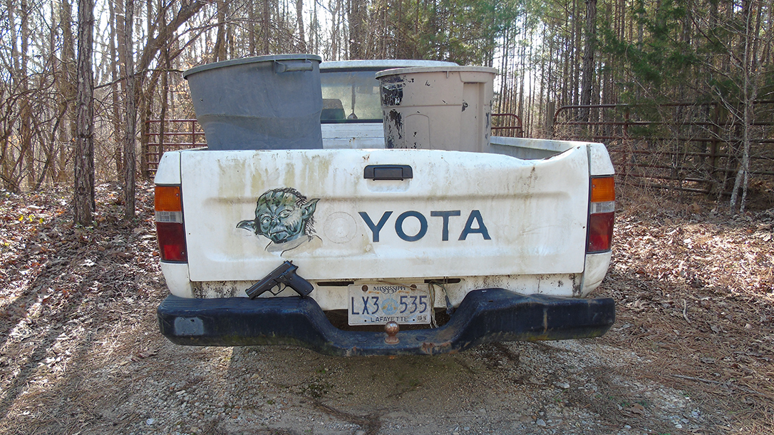 Knob Creek Machine Gun Shoot Kentucky man mobile