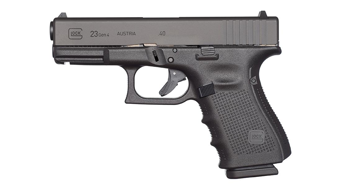 Glock 23 Gen4 Pistol, Boston Police Department sidearm