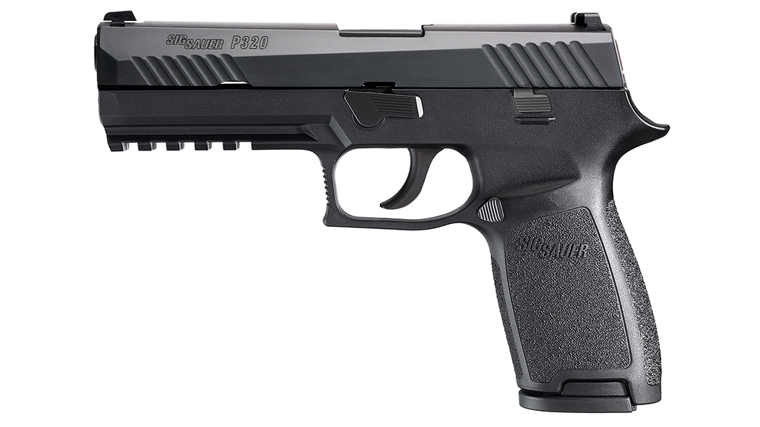 Chicago Police Department, SIG P320 Nitron Full-Size