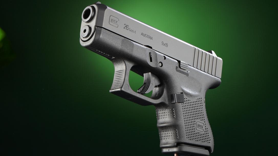 Glock 26 Gen4 pistol, Washington D.C. Metro Police Department
