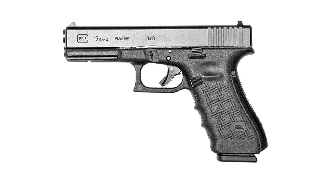 Glock 17 Gen4 Pistol, Philadelphia Police Department